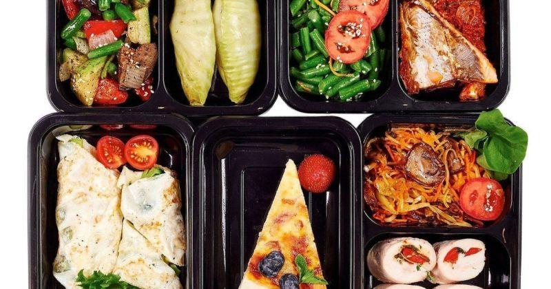 Заказать здоровую пищу: также в известных службах доставки и сетях