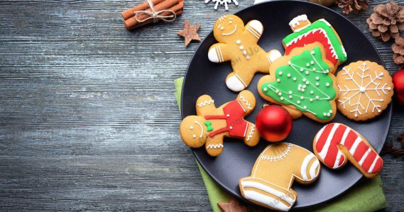 Здоровое Рождественское печенье: 5 рецептов вкусной выпечки