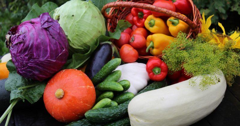 Осенние овощи и фрукты: это толкает вас осенью и зимой