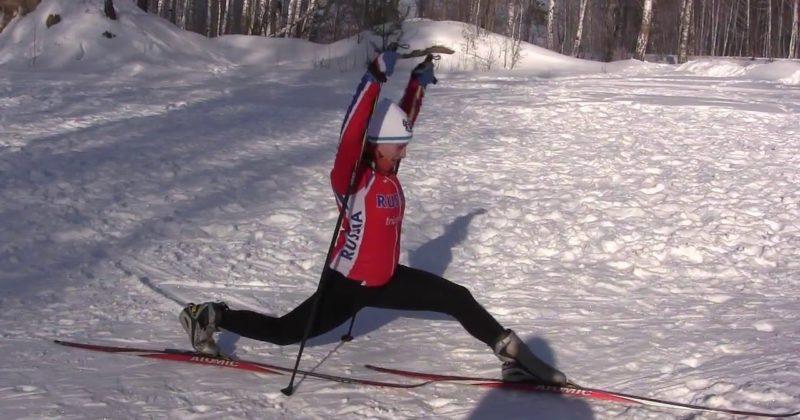 Лыжная гимнастика: так вы сохранили свои кости и мышцы