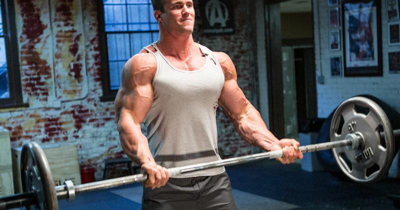 Упражнения на бицепс: оптимальная тренировка для массивных рук