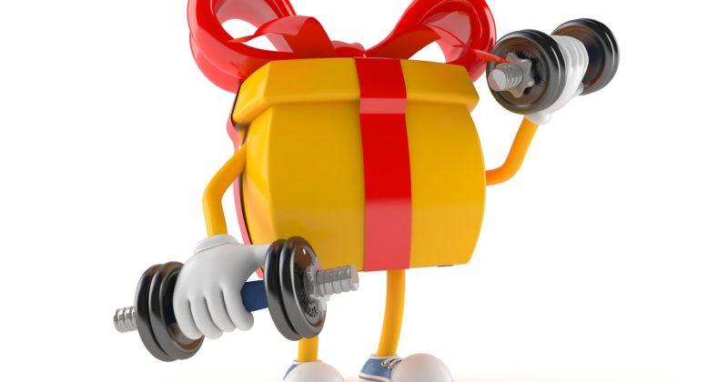 Фитнес подарки: 20 сюрпризов на любой бюджет