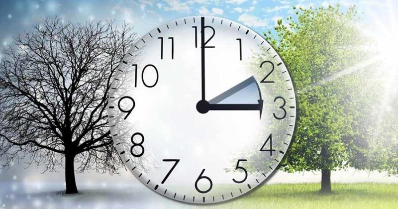 Смена времени на летнее время: чтобы оставаться в форме