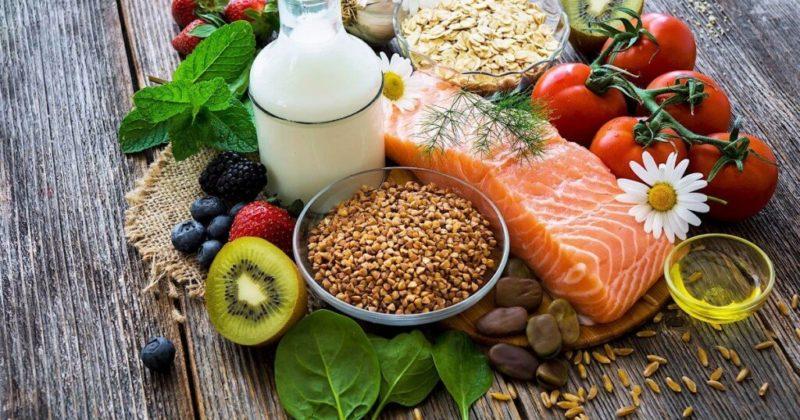 Здоровая пища: так ваша кладовая становится пригодной для фитнеса